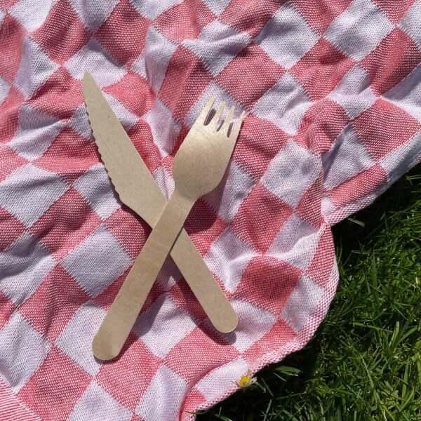 Bestek voor evenement picknick